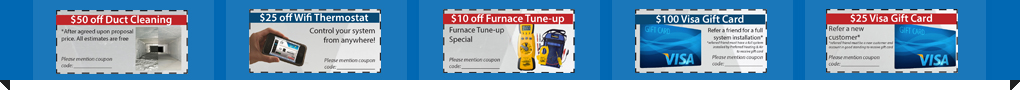 Preferred Heating & Air, Inc. Coupons